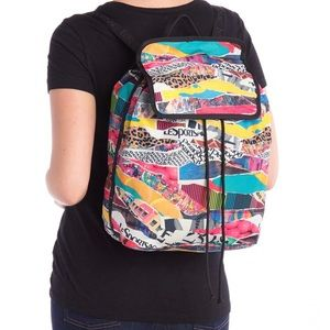 LeSportsac NWT Gabrielle Backpack In Y2K College